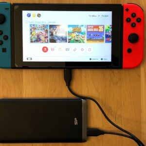 Silicon Power QP65 with Nintendo Switch