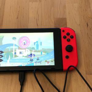 CIO 100W USB-C GaN with Nintendo Switch