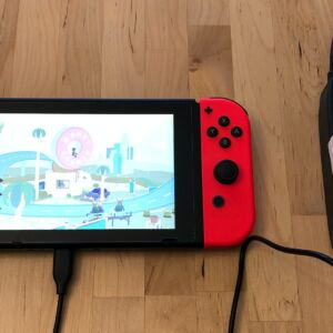 CIO 65W USB-C GaN with Nintendo Switch