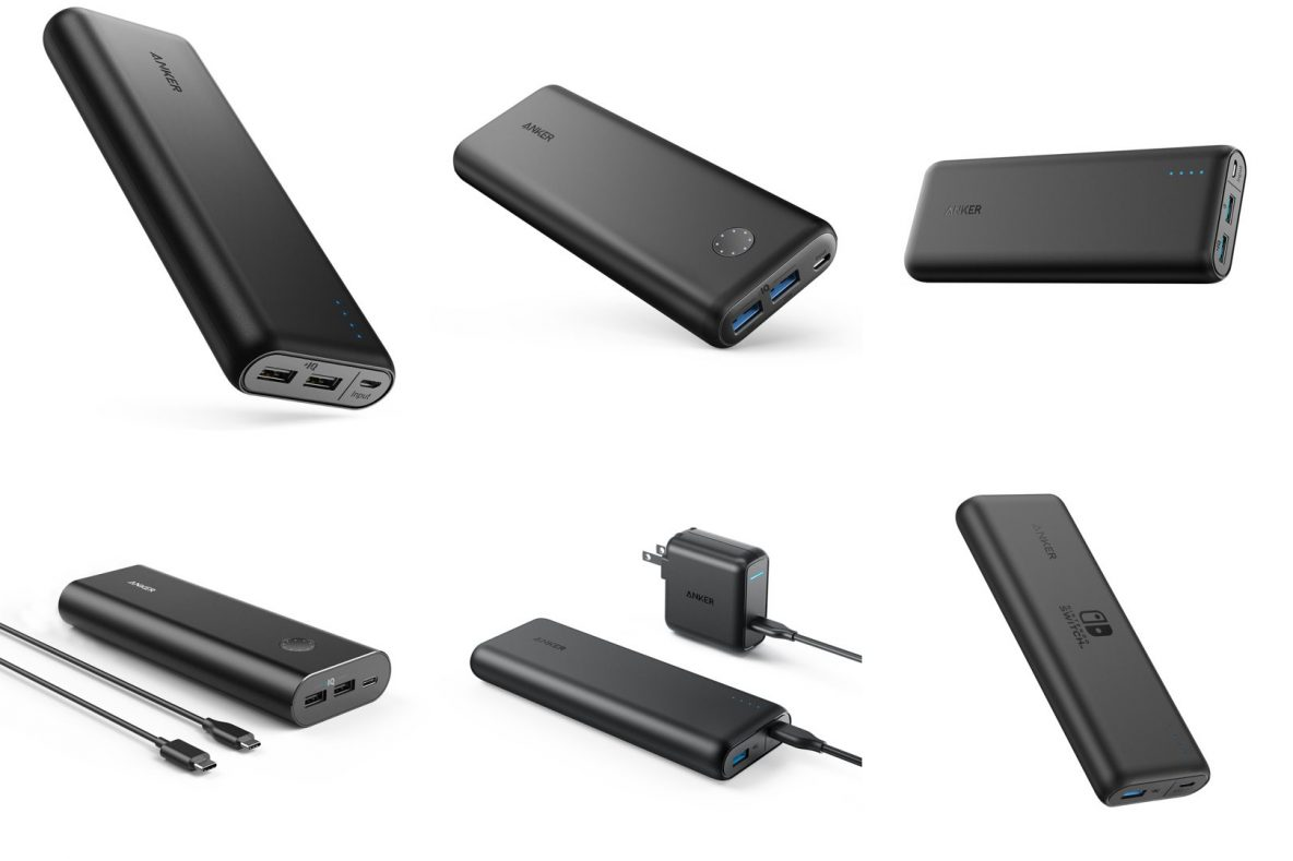 Anker PowerCore 20100 Models