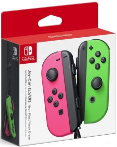 Joy-Cons Neon Pink/Neon Green