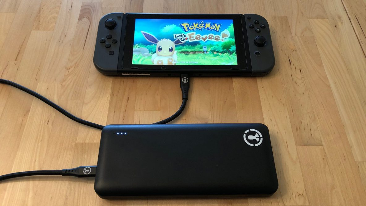 J-Go Tech The Tanker with Nintendo Switch