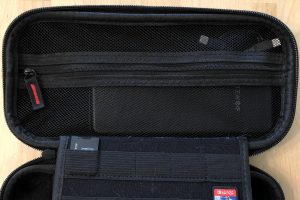 BlitzWolf BW-P8 in a Switch carrying case.