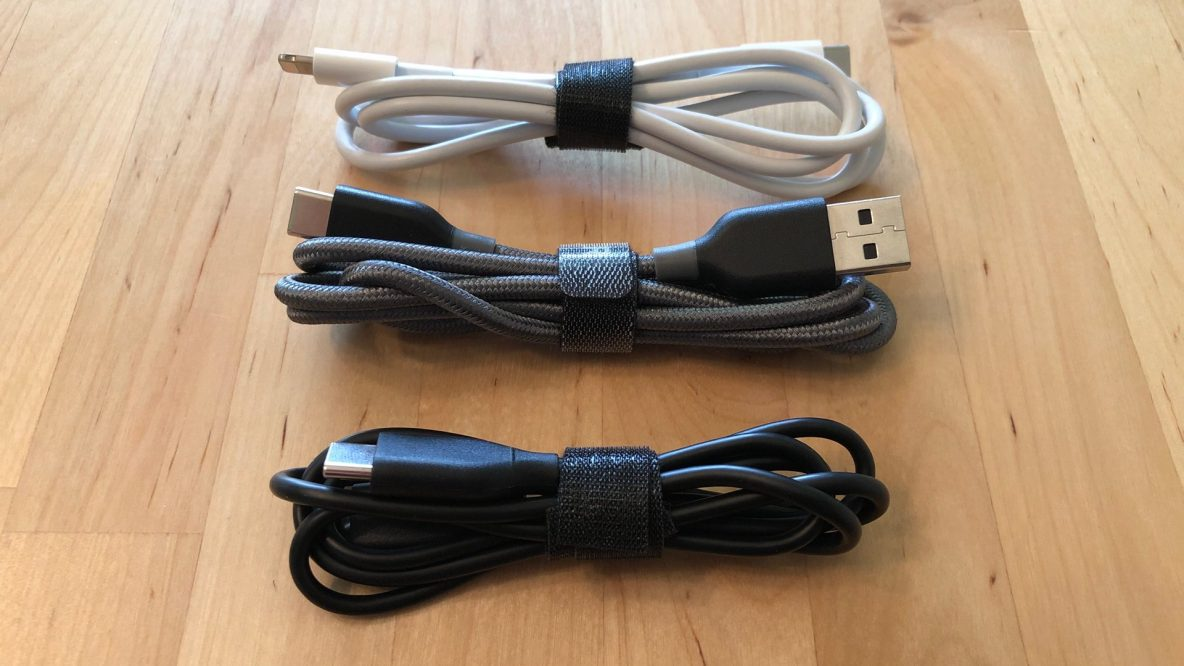 USB-C cables