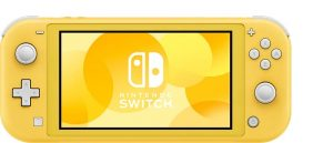 Nintendo Switch Lite Dimensions