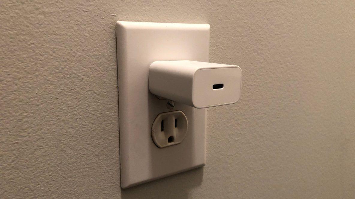 Google 18W USB-C