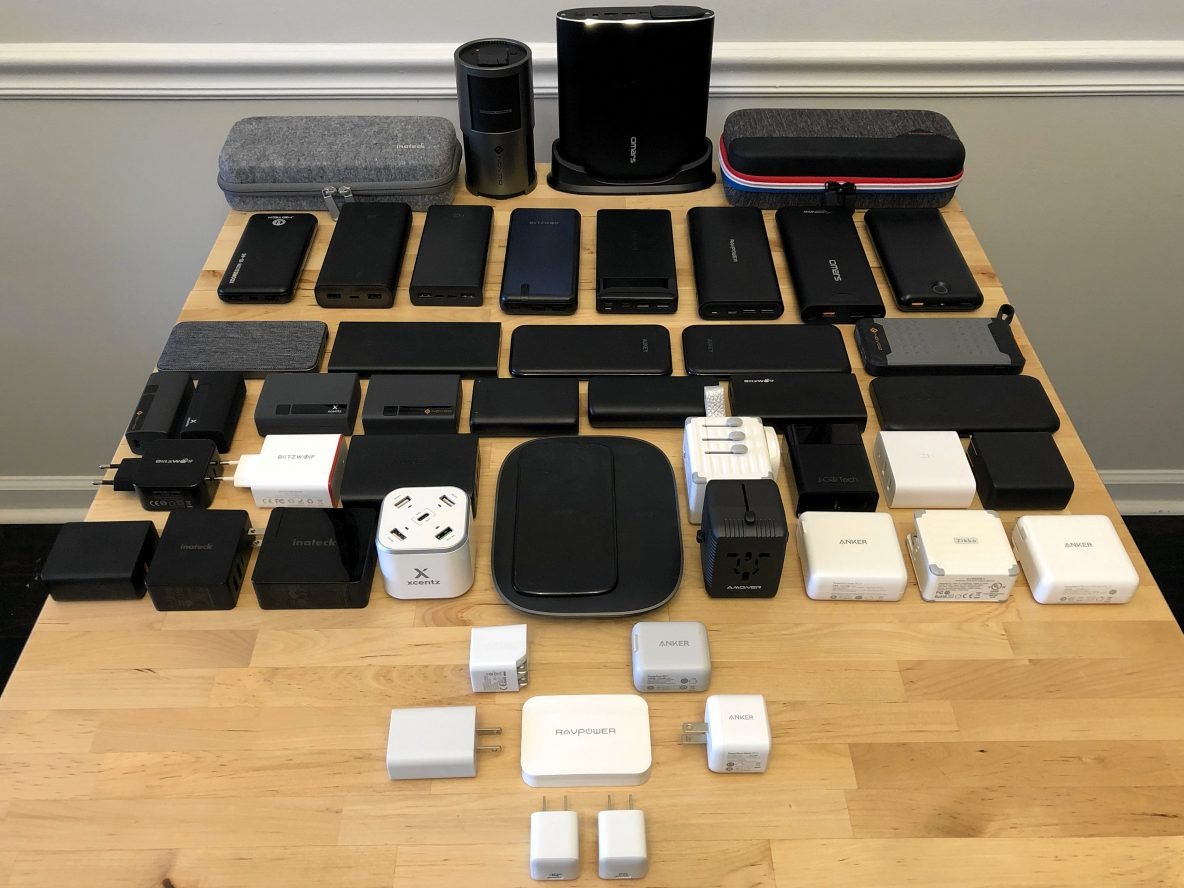 2019 reviewed USB-C chargers