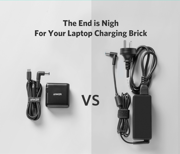 Anker PowerLine USB-C to DC cable comparison