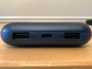 ZMI PowerPack 20K Pro ports