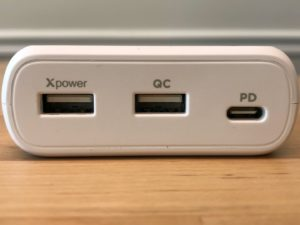 Xcentz xWingMan 3 15000 PD ports