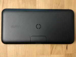 AUKEY PB-WL02 Basix Pro Wireless 10000 Qi wireless side