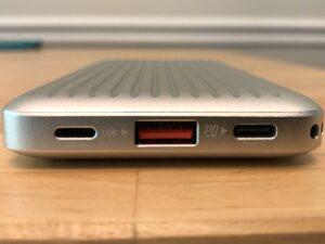 SP QP66 PD ports