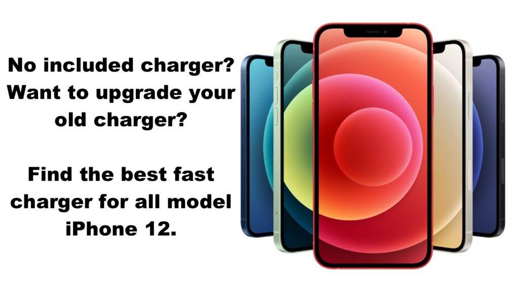 Best Fast Charger for iPhone 12