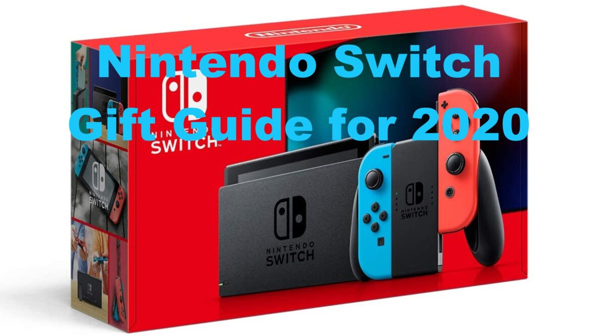 Nintendo Switch Gift Guide for 2020