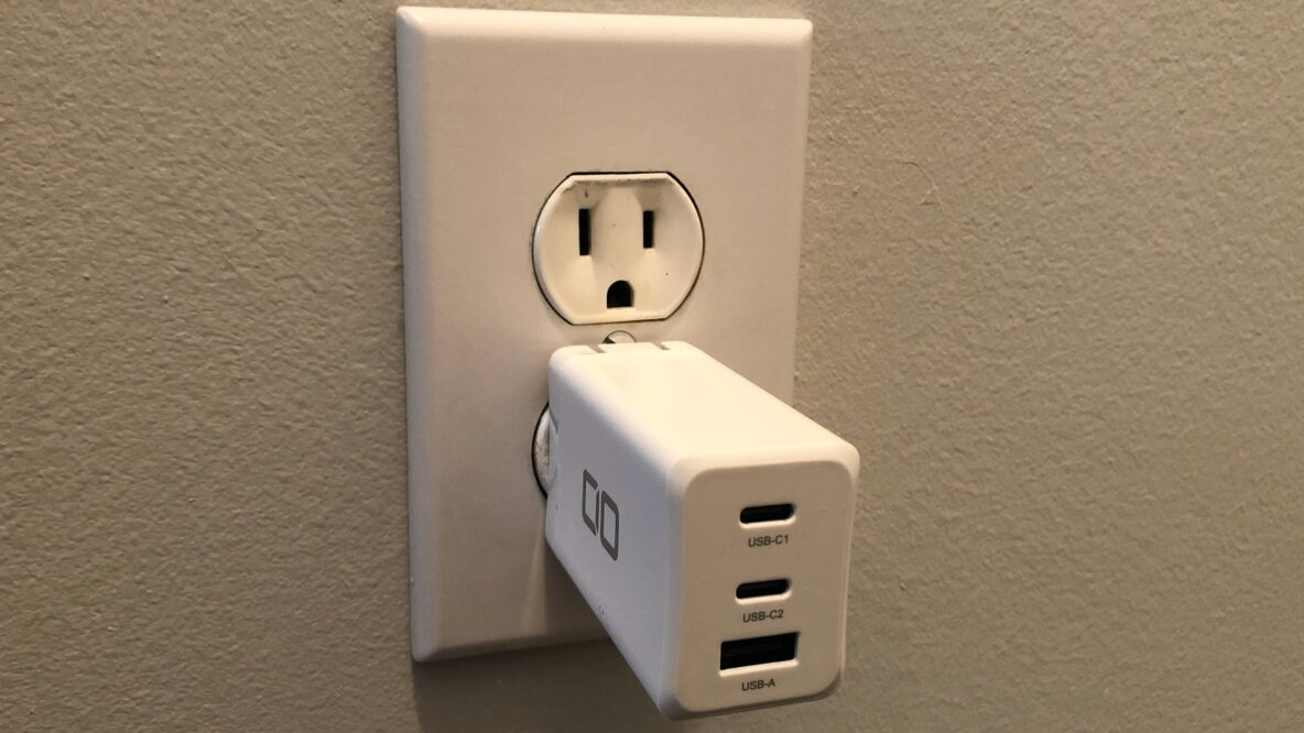 CIO 65W USB-C GaN