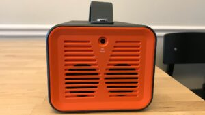 Novoo 230Wh Portable Power Station rear