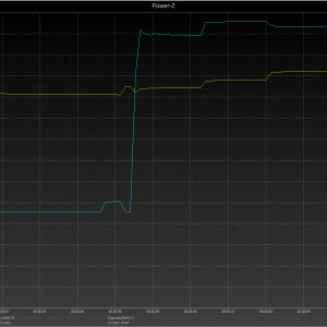 Moto G6 power negotiation (QC port)