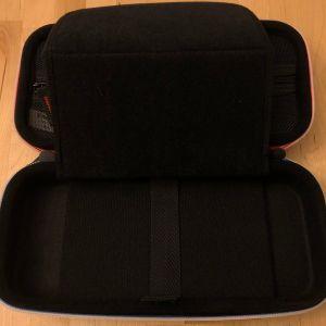 BAGSMART Nintendo Switch Case - Bottom section