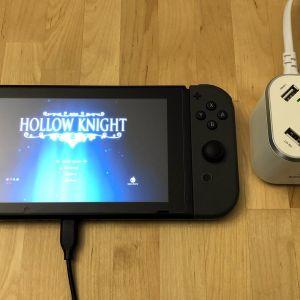 Xcentz xDynamo 5 with Nintendo Switch