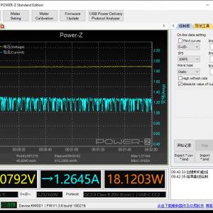 Switch gaming power meter (USB-C)