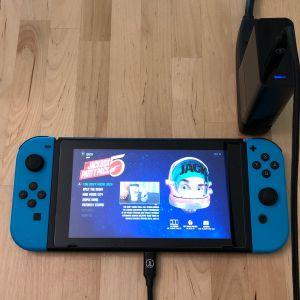 J-Go Tech 45W USB-C PD with Nintendo Switch