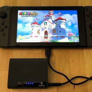 Xcentz xWingMan Dual 10000 with Nintendo Switch