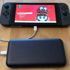 ZMI PowerPack 20000 with Nintendo Switch