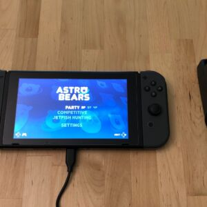 AUKEY PA-D4 60W PD with Nintendo Switch
