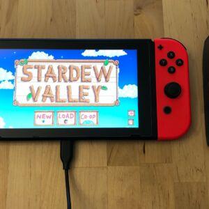 AUKEY PA-Y19 Minima 27W with Nintendo Switch