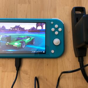 AUKEY PA-D1 Focus Duo 30W with Nintendo Switch Lite