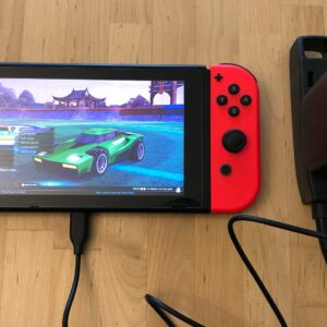 AUKEY PA-D1 Focus Duo 30W with Nintendo Switch