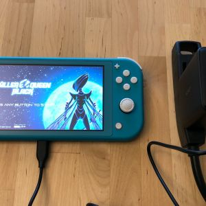 AUKEY PA-D2 Focus Duo 36W with Nintendo Switch Lite