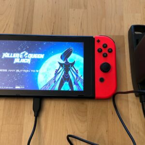 AUKEY PA-D2 Focus Duo 36W with Nintendo Switch
