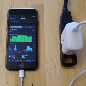 ZeaLife 18W USB-C PD with iPhone 8