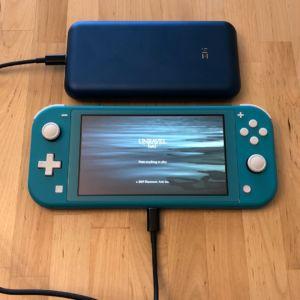 ZMI PowerPack 20K Pro with Nintendo Switch Lite