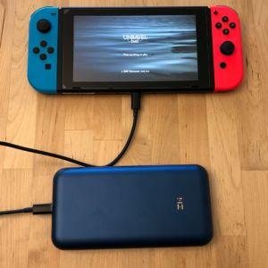 ZMI PowerPack 20K Pro with Nintendo Switch