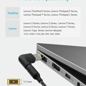 Anker PowerLine USB-C to DC Compatibility