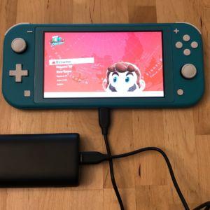 AUKEY PB-Y36 Sprint Go Mini 10000 PD with Nintendo Switch Lite