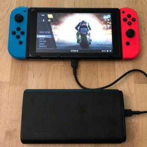 AUKEY PB-Y24 26800 Universal with Nintendo Switch