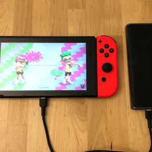 AUKEY PB-Y32 10000 Wireless with Nintendo Switch