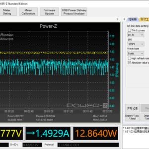 Switch Lite power meter, gaming