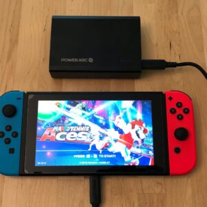 PowerArc ArcPack 15000 with Nintendo Switch