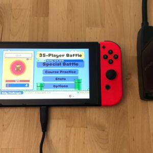 RAVPower PD Pioneer 90W 2-Port with Nintendo Switch