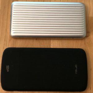 Top: SP QP66 PD. Bottom: SP QP75 PD.