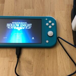 Silicon Power Boost Charger QM10 with Nintendo Switch Lite