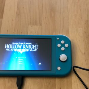 Silicon Power Boost Charger QM15 with Nintendo Switch Lite