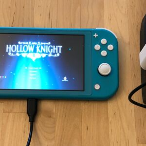 Novtech 18W PD Charger with Nintendo Switch Lite